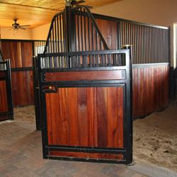 Equestrian Barn & House